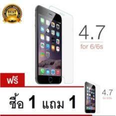 ราคา ฟิล์มกันรอย ฟิล์มกระจก Iphone 6 6S กระจกนิรภัย ฟิล์มกันรอย 26Mm 2 5D ใหม่ ถูก