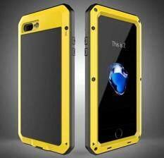ส่วนลด Iphone 7 พลัสกรณีกันน้ำ ทหารลวงตากันน้ำกันกระแทกฝุ่นละออง สิ่งสกปรก หิมะอลูมิเนียมอลูมิเนียมโลหะกอริลลาป้องกันหน้าจอสำหรับ Apple Iphone 7 พลัส อำพราง นานาชาติ Love Mei