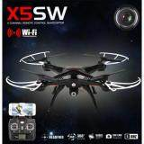 ราคา Iremax Syma X5Sw Wiif Fpv Real Time 2 4G Quadcopter Black เป็นต้นฉบับ
