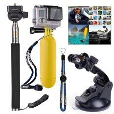 iremax XCSource Boundle Set 3-in1 Monopod + Suction Cup + Floating for Gopro Hero 2 3 3+ 4