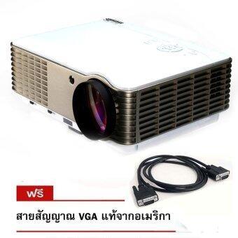 Ismart LED 3D HD Projector XGA รุ่น VH804 - WHITE