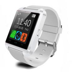 ISmart นาฬิกา Android รุ่น U8 SMART WATCH - สีขาว