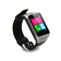 ISMART นาฬิกา Android SMART WATCH - สีดำ