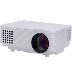 โปรโมชั่น Ismart Vrd805 หลอด Led Projector Vga All In One Life Time 2K Hours Up สีขาว พระนครศรีอยุธยา