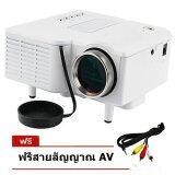 ราคา Ismart Vuc28Plus หลอด Led Projector Vga All In One มีลำโพงในตัว White I Smart ออนไลน์