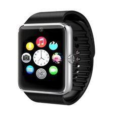 ISmart  Watch Phone and Sport Feature Height Qulity นาฬิกาอัจฉริยะ - (สีเงิน)