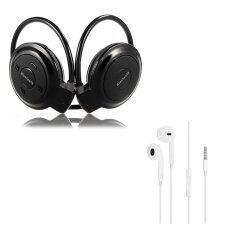 ขาย It Stereo Bluetooth Headset Mini รุ่น 503 Black หูฟัง White ออนไลน์ ไทย