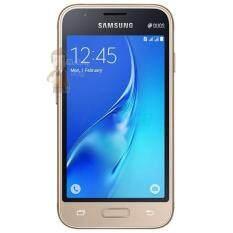 โปรโมชั่น โทรศัพท์มือถือ J120 เวอร์ชั่น 2 2016 สีทอง รุ่น Samsung Galaxy J1 2016 Gold Brown ถูก