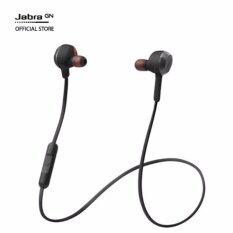 Jabra หูฟังสอดหู Headset รุ่น Rox Wireless - Black