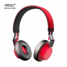 Jabra หูฟังแบบครอบหู รุ่น Move Wireless - Cayenne Red