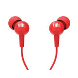 ขาย ซื้อ Jbl C100Si In Ear Headphones With Mic Red