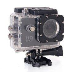Jc gadget Action Camera Full HD 12 MP Wifi (Black)