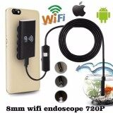 ราคา Jj กล้องเอนโดสโคป กล้องงู แบบไร้สาย ต่อเข้ากับโทรศัพท์มือถือ Endoscope Camera With Wifi Box Jj ใหม่