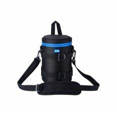 ราคา Jjc Dlp 5Ii Updated Version Waterproof Deluxe Lens Pouch Case With Shoulder Strap Inner Dimension 113X 215Mm Intl Jjc ใหม่