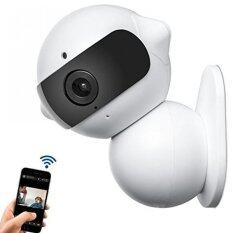 Jte Dual-HD Wireless IP Camera Wifi กล้องวงจรปิดไร้สาย รุ่น Mini Robot