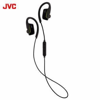 JVC HA-EC600BT หูฟังบลูธูตสปอร์ตอินเอียร์ (Black)-