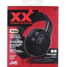 ซื้อ Jvc Ha Mr60X Xtreme Xplosives Stereo On Ear Headphones Black รับประกันศูนย์ ใหม่