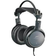 JVC หูฟังครอบหูขนาดใหญ่ รุ่น HA-RX700 สีดำ