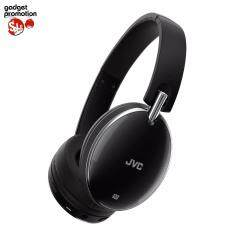 JVC HA-S90BN หูฟังบลูธูทครอบหูพร้อม active noise cancelling รองรับ NFC (Black)