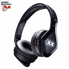 JVC หูฟังบลูธูท on-ear รุ่น HA-SBT200X (Black)