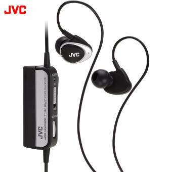 JVC หูฟัง Noise-cancelling รุ่น HA-NCX78-J (Black)-
