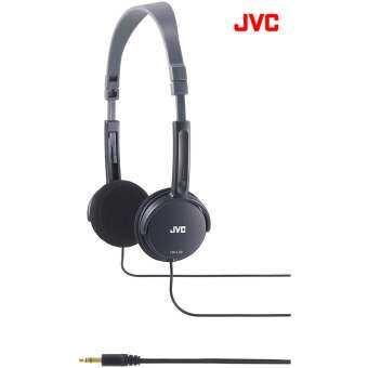 JVC หูฟัง on-ear เเบบพับได้ รุ่น HA-L50 -