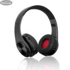 ซื้อ Jvgood หูฟังบลูทูธหูฟังไร้สายหูฟังไอโฟนหูฟังแบบครอบหูหูฟังเวอร์ชั่น 4 1 พร้อมไมโครโฟนสำหรับออกกำลังกาย ถูก