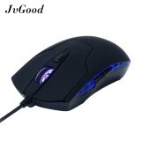 ขาย Jvgood Gaming Mouse Usb Wired Led Backlit Optical Mice 3200 Dpi 6 Buttons Ergonomic Game Mouse For Pc Notebook Laptop Computer Macbook ถูก จีน