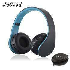 Jvgood ชุดหูฟังเกมสำหรับเล่นเกมแบบมีสายหูฟังกีฬาพร้อมไมโครโฟนสำหรับพีซีโทรศัพท์ I I เบาะสมาร์ทโฟนโทรศัพท์ Android ถูก