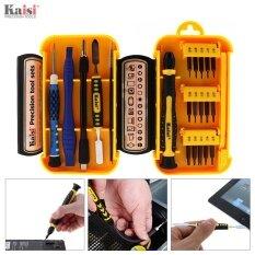 ราคา ราคาถูกที่สุด Kaisi 21 In 1 Precision Screwdriver Tool Set Digital Repair Tool For Iphone Computer Watch Repair Intl