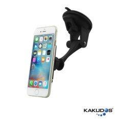 ส่วนลด สินค้า Kakudos Car Holder ที่วางโทรศัพท์มือถือในรถยนต์แบบแม่เหล็ก K 053 สีดำ