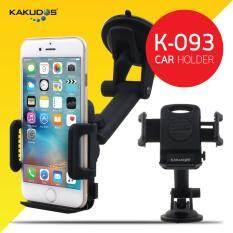 Kakudos Car Holder ที่วางโทรศัพท์มือถือในรถยนต์ รุ่น K 093 Kakudos ถูก ใน กรุงเทพมหานคร