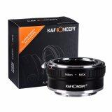 ซื้อ K F Concept Adapter Mark Ii For Nikon Ai Ais F Lens To Sony E Mount Camera Nex A7R2 Intl K F Concept เป็นต้นฉบับ