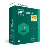 ซื้อ Kaspersky Anti Virus 2016 1 Pc Kaspersky