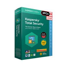 ขาย Kaspersky Total Security 2018 3 Pc Kaspersky ใน สมุทรปราการ