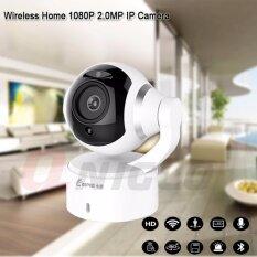KEEPER กล้องวงจรปิด HD IP Camera Wireless Wifi IP Camera with Two-way Audio, Night Vision Camera, 1080P 2.0MP 128GB Home CCTV Camera Bluetooth Indoor PTZ IP Camera