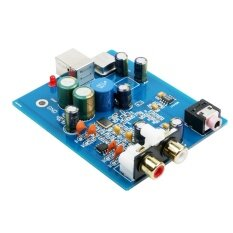 โปรโมชั่น K Guss Sa9023 Es9018K2M Fever Class Audio Dac Sound Card Amplifier Board Case 24Bit 96Khz Intl