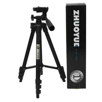 ขาตั้งกล้อง Aluminum รุ่น ZY-334 (Black)-