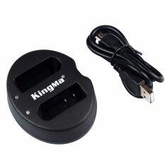 ส่วนลด Kingma Nikon Usb Dual Battery Charger แท่นชาร์จแบ็ตเตอรี่ นิคอน En El14 En El14A Kingma กรุงเทพมหานคร