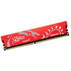 Kingmax ZEUS Dragon DDR4 16G/2400MHZ Gaming and Overclocking Memory (LifeTime)