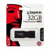 ซื้อ Kingston Flash Drive 32Gb Usb 3 Dt100G3 32Gb กรุงเทพมหานคร