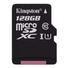 KINGSTON DIGITAL MEDIA CARD 128 GB. MICRO SD CARD Class 10 (SDC10G2/128GBFR)