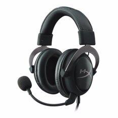 KINGSTON GAMING GEAR HEADSET HYPER X CLOUD II GUNMETAL