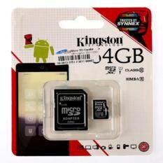 ขาย Kingston Memory Card Micro Sd Sdhc 64 Gb Class 10 คิงส์ตัน เมมโมรี่การ์ด 64 Gb ของแท้ ออนไลน์ กรุงเทพมหานคร
