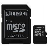 ทบทวน Kingston Micro Sd 32Gb Class10 Sdc10G2 32Gb With Adapter Kingston