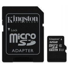 ราคา Kingston Micro Sd 32Gb Class10 Sdc10G2 32Gb With Adapter Kingston Thailand