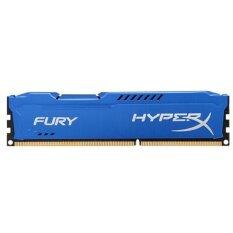 ขาย Kingston Pc Ram Ddr3 4Gb Bus 1600 Hyper X Fury Hx316C10F 4 Blue ราคาถูกที่สุด