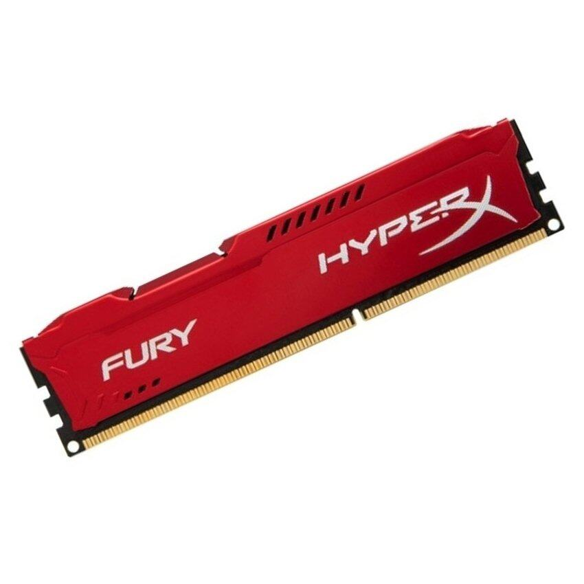 KINGSTON PC RAM DDR3 4GB Bus 1600 Hyper-X FURY  HX316C10FR/4 (Red)
