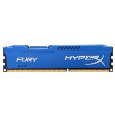 KINGSTON PC RAM DDR3 8GB Bus 1600 Hyper-X FURY HX316C10F/8 (Blue)