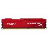 Kingston Pc Ram Ddr3 8Gb Bus 1600 Hyper X Fury Hx316C10Fr 8 Red กรุงเทพมหานคร
